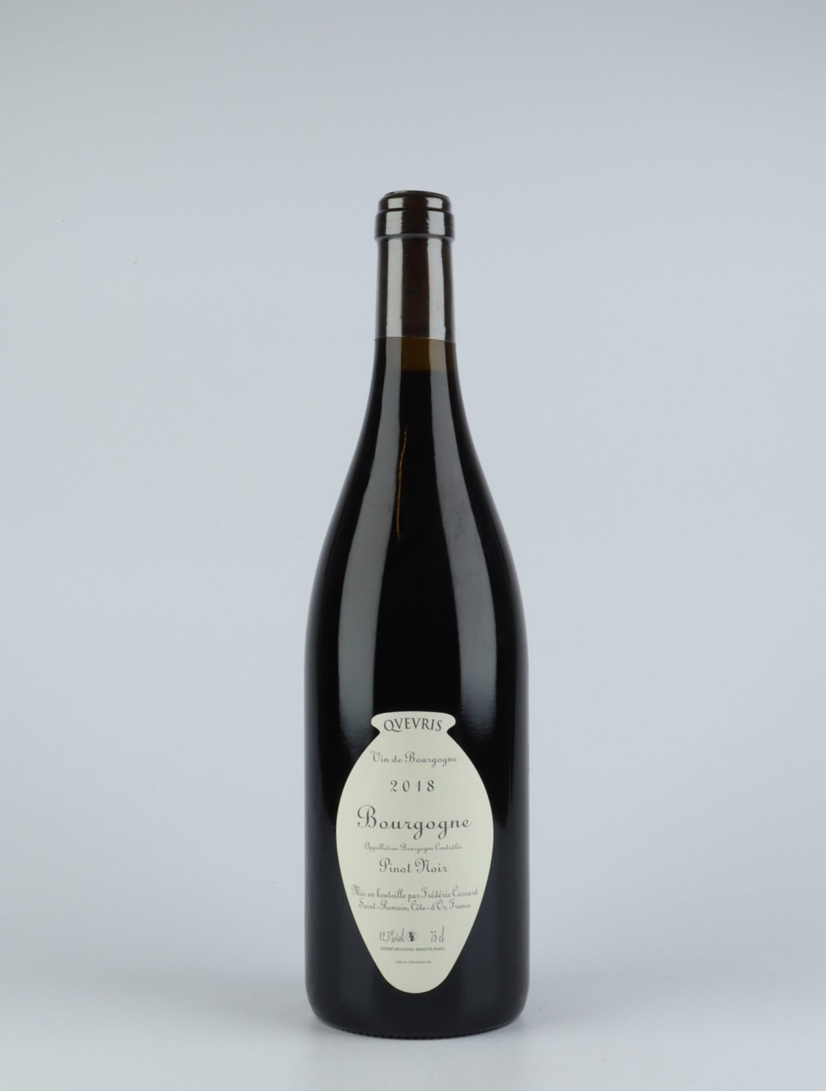 Bourgogne Rouge - Bedeau - Qvevris
