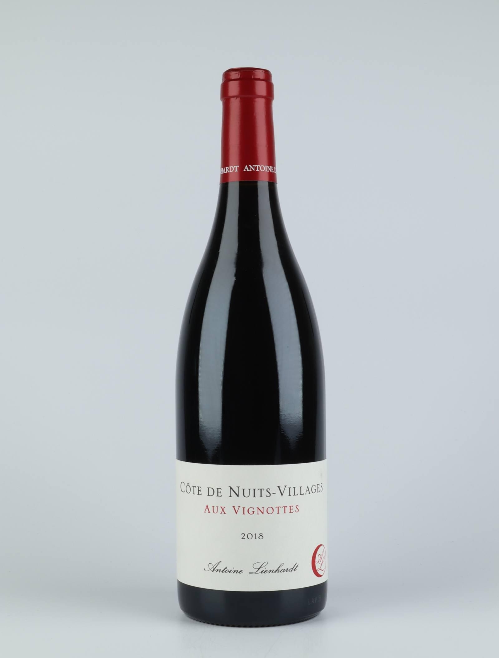 Côte de Nuits Villages - Aux Vignottes