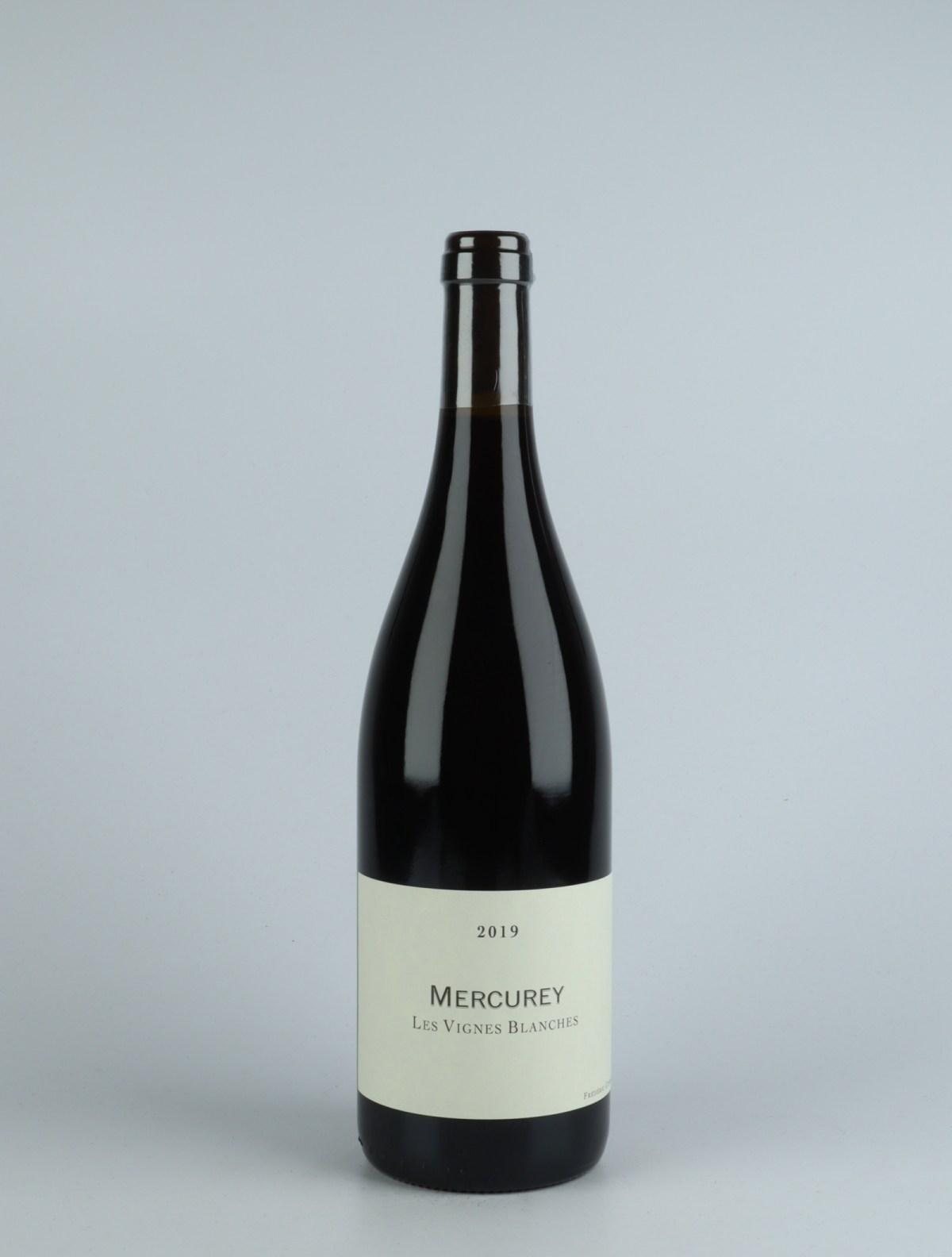 Mercurey - Les Vignes Blanches - Qvevris