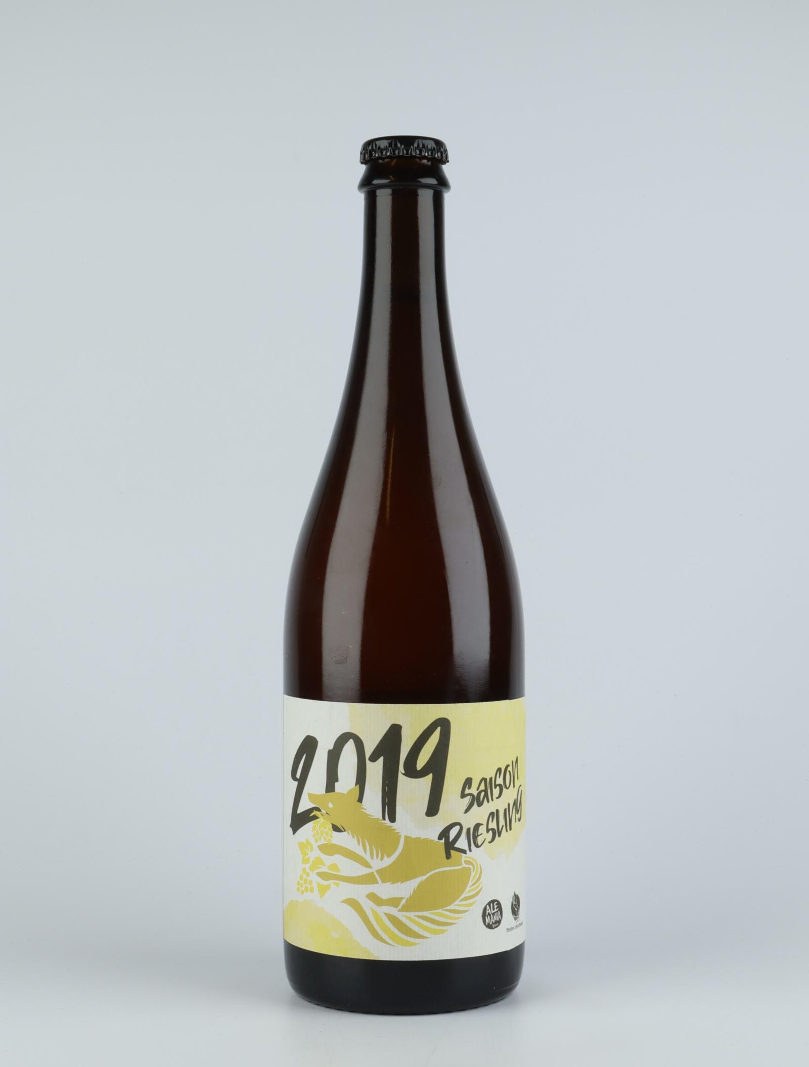 Saison Riesling Grape Ale