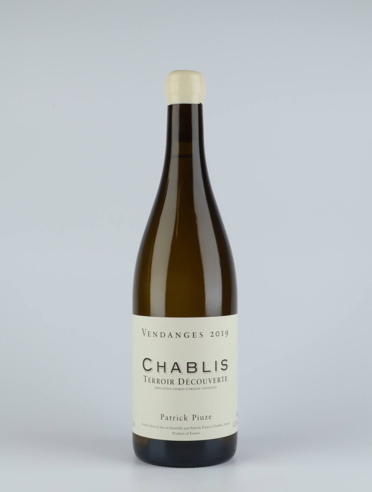 Chablis - Terroir Découverte