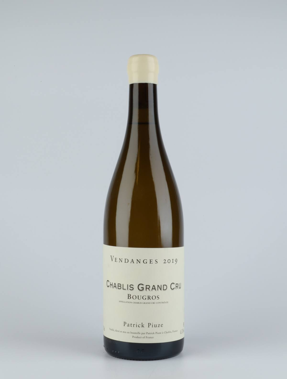 Chablis Grand Cru - Bougros