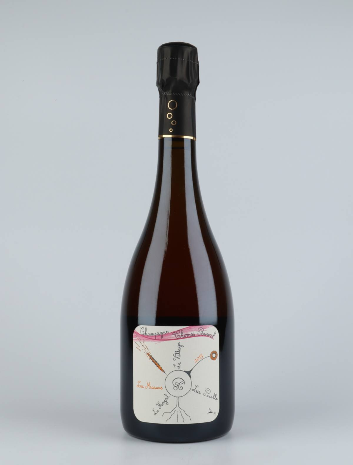 Chamery 1. Cru - La Masure - Rosé