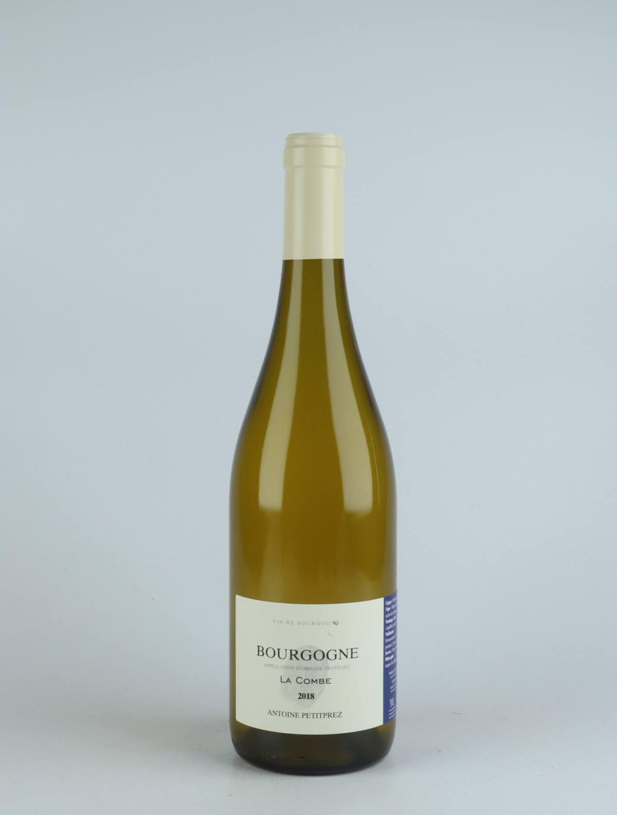 Bourgogne Blanc - La Combe