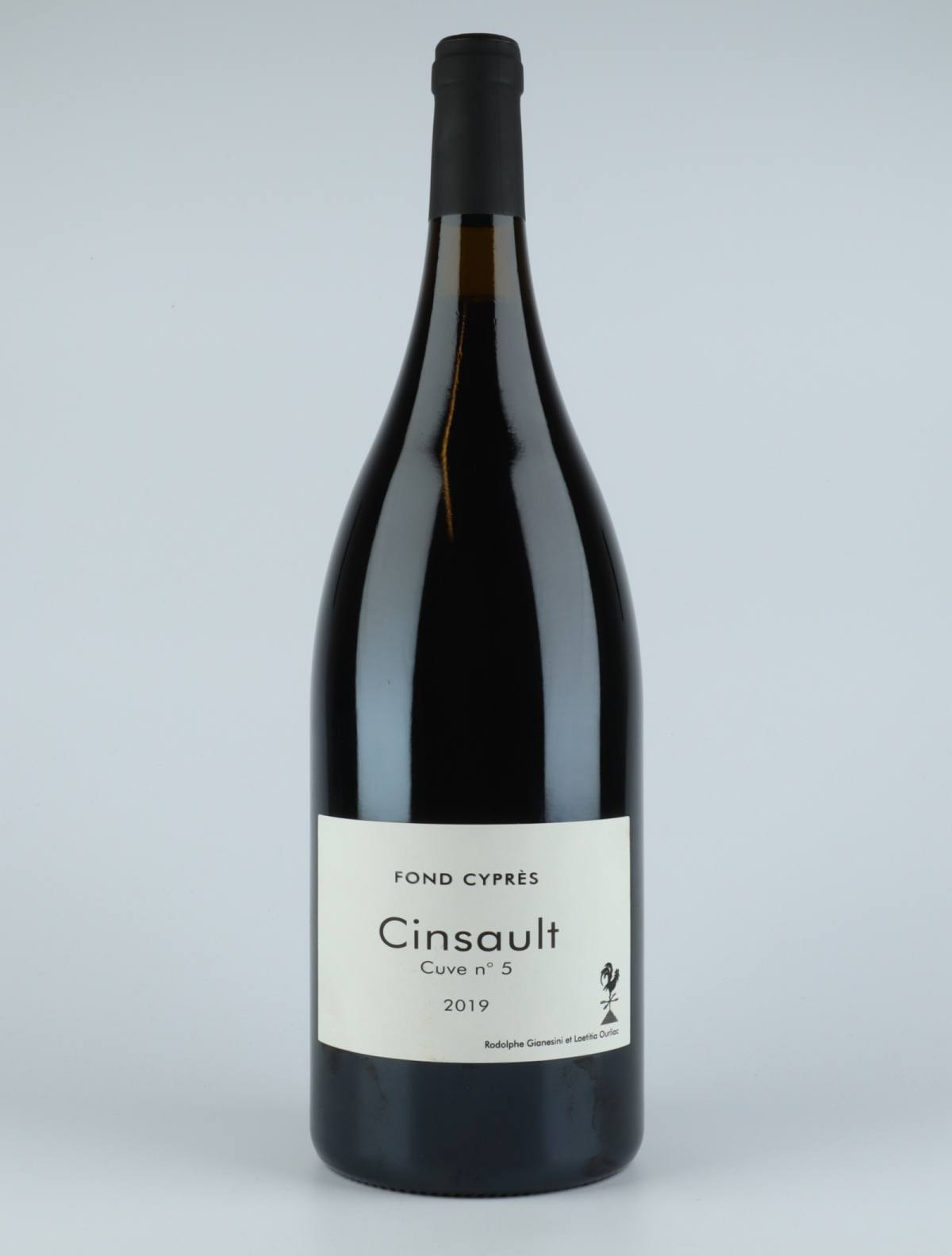 Cinsault Cuve No. 5