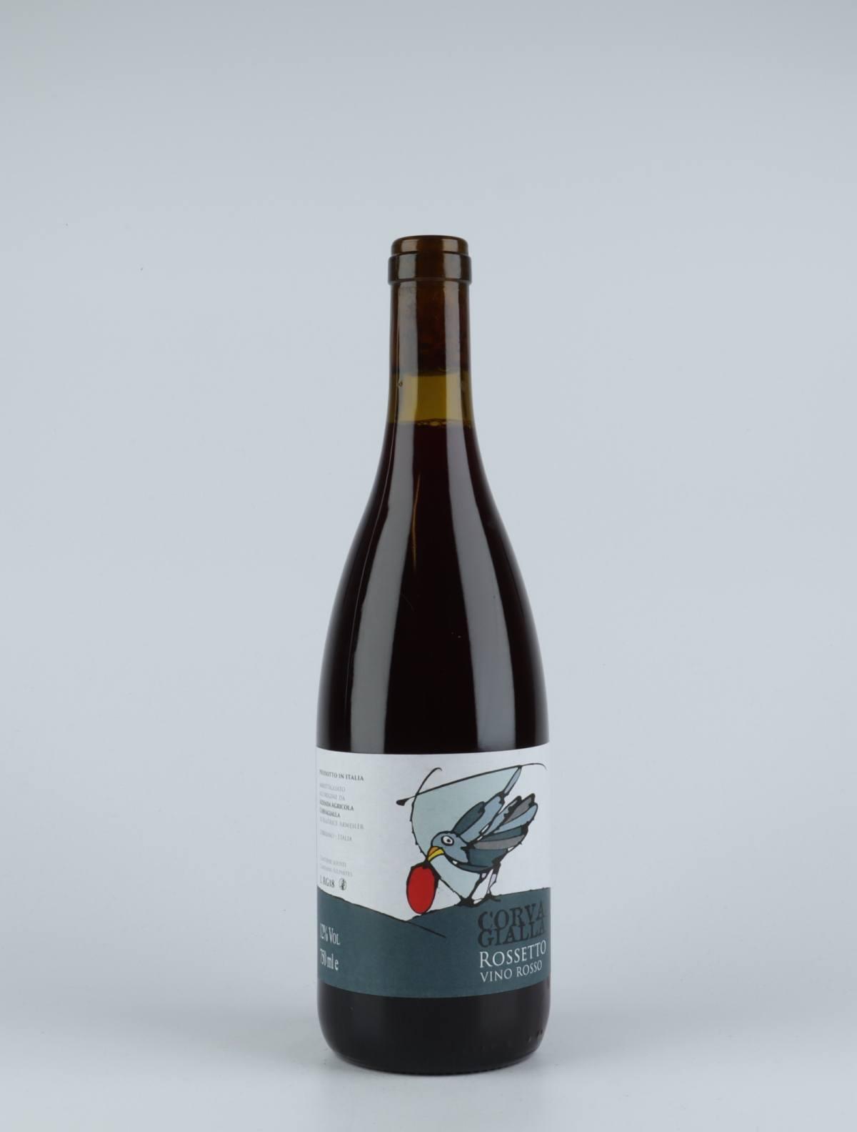 Rossetto Vino Rosso