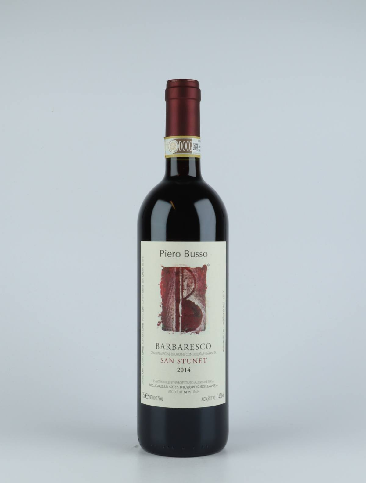 Barbaresco San Stunet