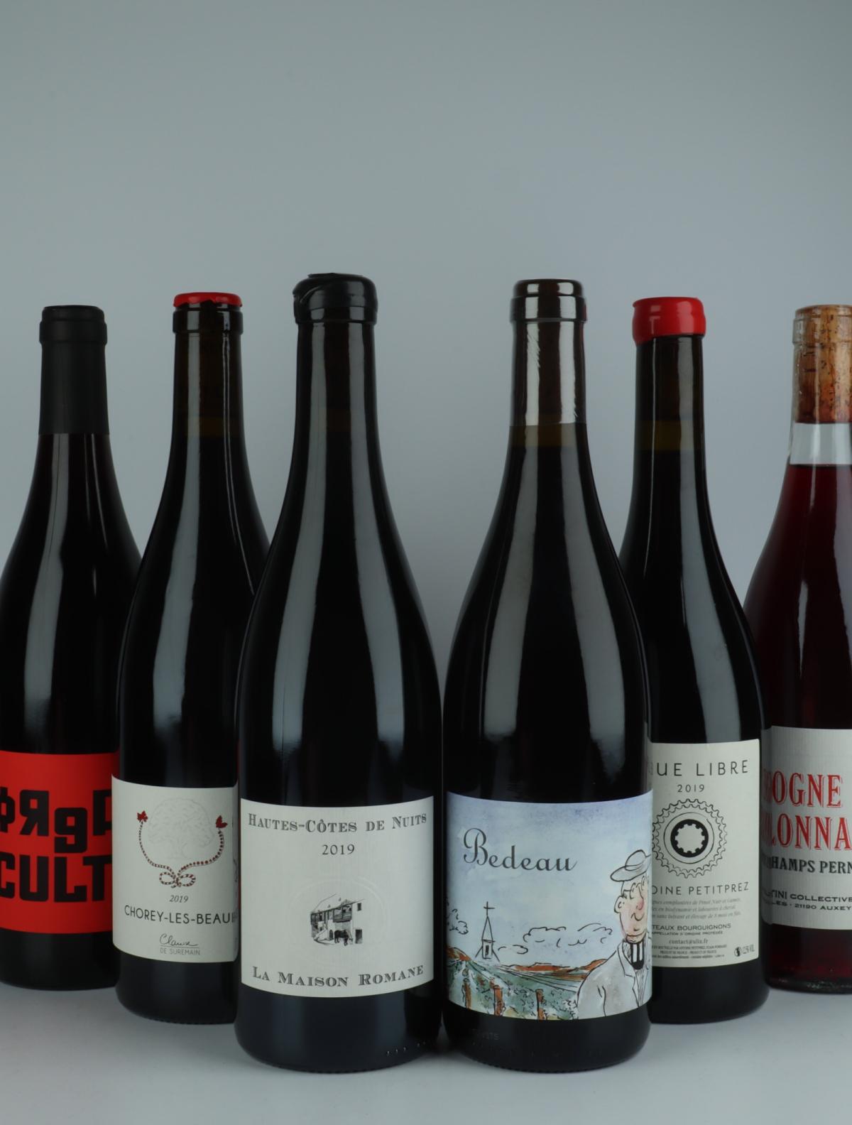 Rød Bourgogne