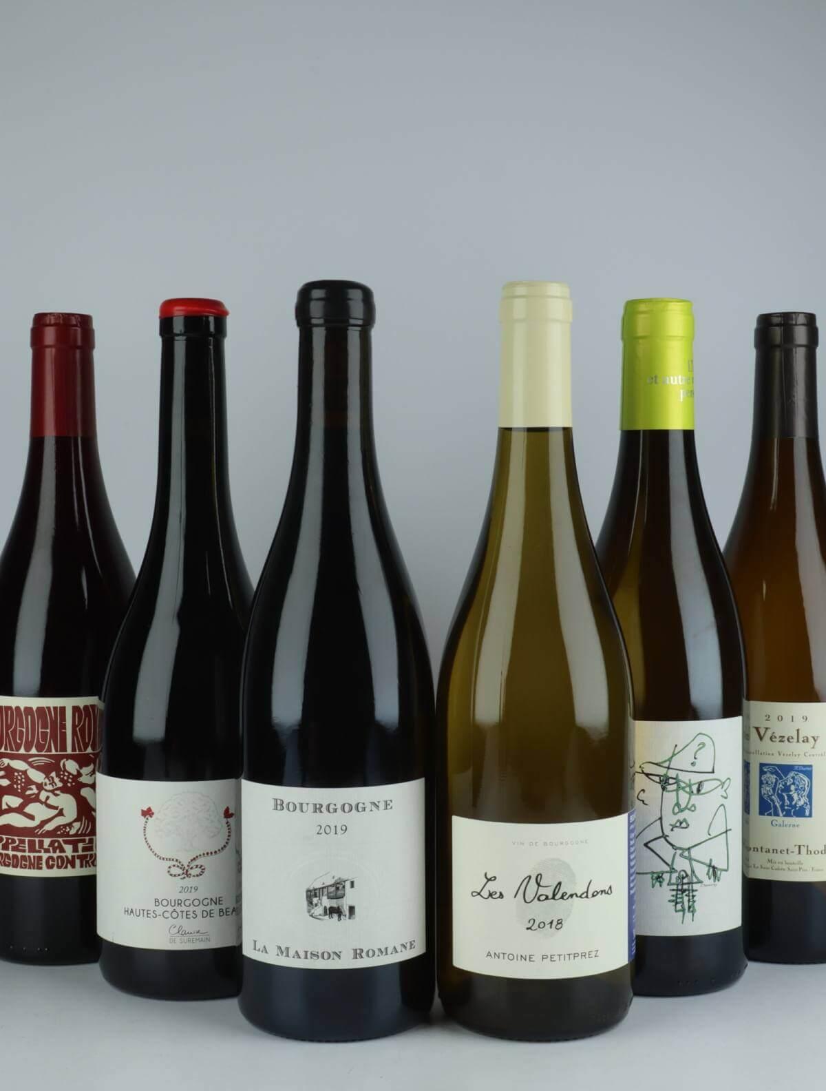 Blandet Bourgogne