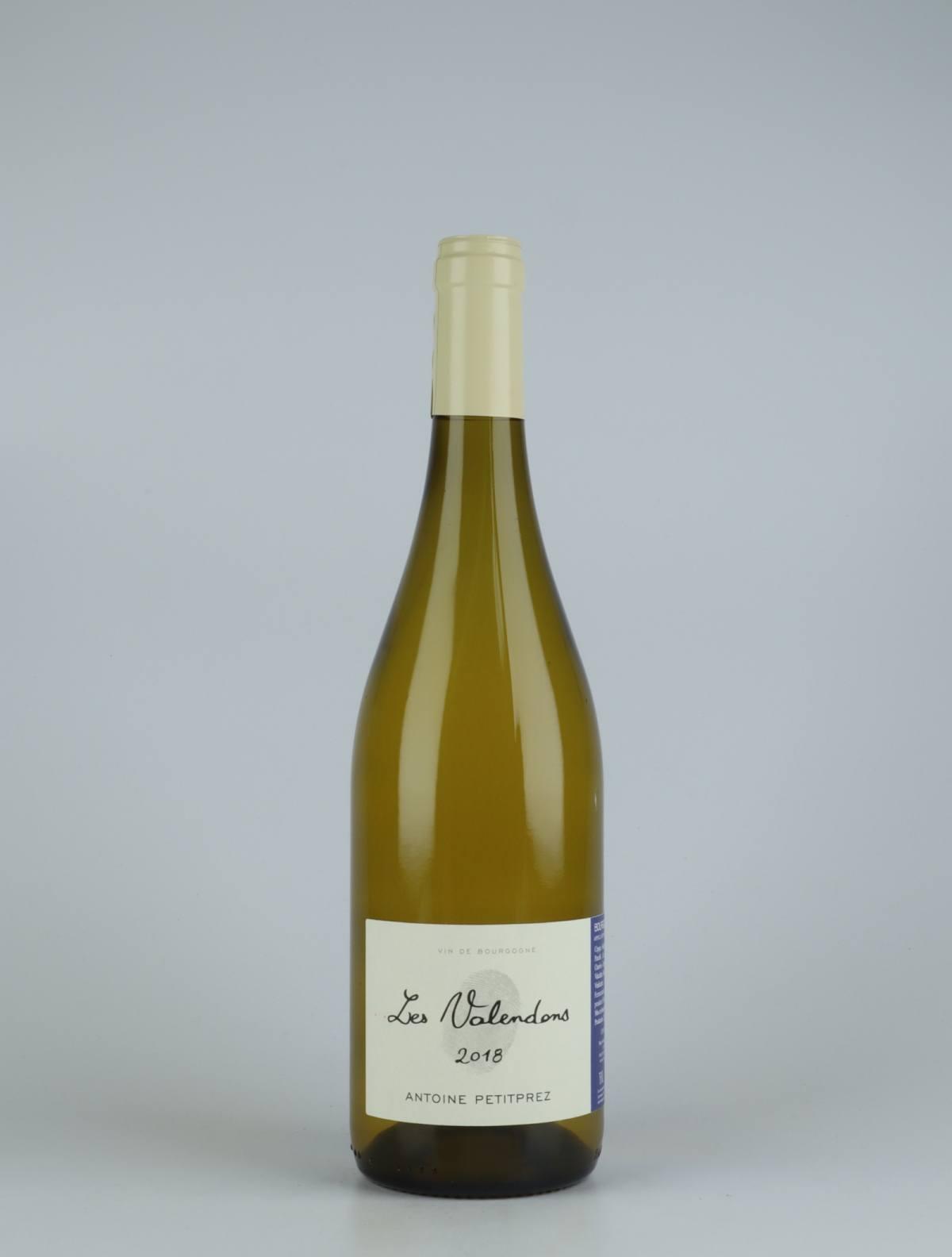 Bourgogne Aligoté - Les Valendons
