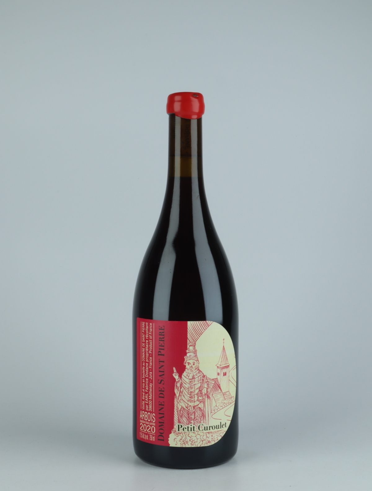 Arbois Rouge - Petit Curoulet