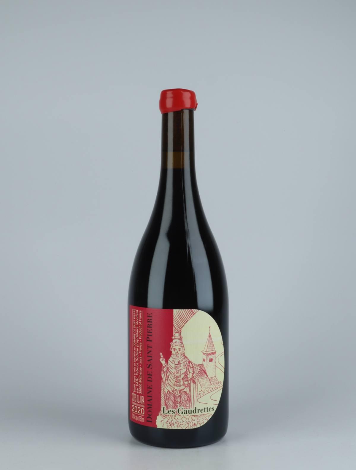 Côtes du Jura Rouge - Les Gaudrettes
